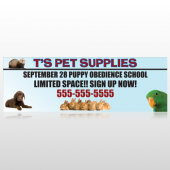 Pet Supplies 305 Custom Decal