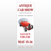 Car Show 123 Custom Banner