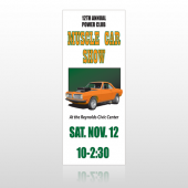 Muscle Car 124 Custom Banner