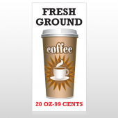 Coffee 119 Custom Decal