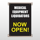 Medical Liquidators 98 Track Banner
