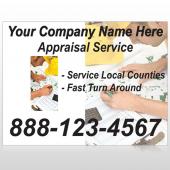 Hand Planning 260 Custom Sign