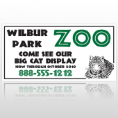 Zoo 127 Custom Decal