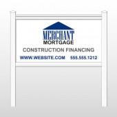 """Merchant 484 48""""H x 96""""W Site Sign"""