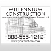 Builder 36 Site Sign