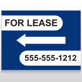 For Lease 41 Custom Sign
