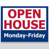 Open House 22 Custom Sign
