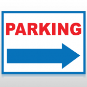 Parking 78 Custom Sign