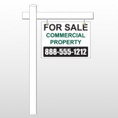 """Commercial 53 18""""H x 24""""W Swing Arm Sign"""