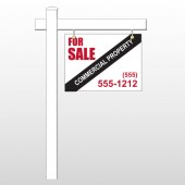 "Commercial 54 18""H x 24""W Swing Arm Sign"