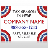 Taxes 154 Custom Sign