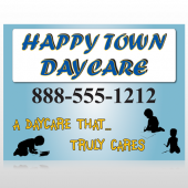 True Happy Care 182 Custom Decal
