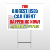 Fireworks Car 316 Wire Frame Sign