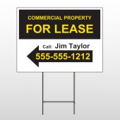 For Lease 42 Wire Frame Sign