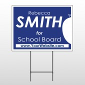 Political 32 Wire Frame Sign