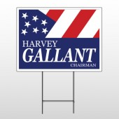 Political 51 Wire Frame Sign