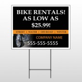 Rent Dreams 109 Wire Frame Sign