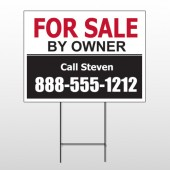 Sale By Owner 30 Wire Frame Sign