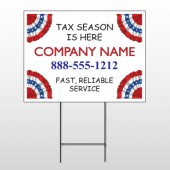 Taxes 154 Wire Frame Sign
