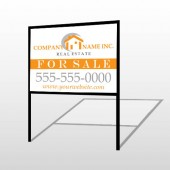 Real Estate 103 H-Frame Sign