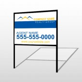Realty Group 99 H-Frame Sign