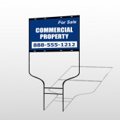 Commercial 56 Round Rod Sign