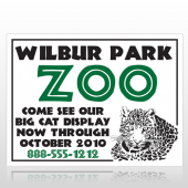 Zoo 127 Site Sign
