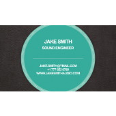Business Card Template 12