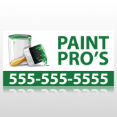 Painting and Decorating Banner