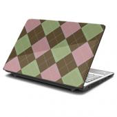 Pastel Squares Laptop Skin