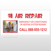 AC Repair 251 Custom Sign
