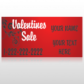 Valetines Sales 09 Custom Sign