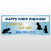 True Happy Care 182 Custom Banner