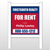 "Firstsouth 471 48""H x 48""W Site Sign"