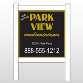 "Parkview 488 48""H x 48""W Site Sign"