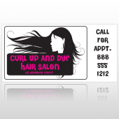 Hair 130 Site Sign