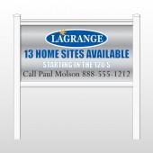 "LaGrange 490 48""H x 96""W Site Sign"