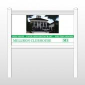 "Milliron 492 48""H x 96""W Site Sign"