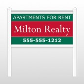 "Milton 285 48""H x 96""W Site Sign"
