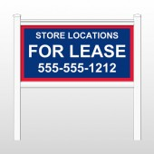 "Store 469 48""H x 96""W Site Sign"