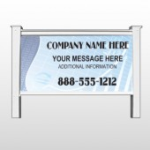 "Finance Graph 175 48""H x 96""W Site Sign"