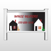 "Househelper 245 48""H x 96""W Site Sign"