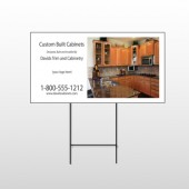 Cabinet 241 Wire Frame Sign