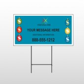 Insurance 176 Wire Frame Sign