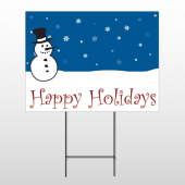 Christmas 1 Wire Frame Sign