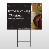 Christmas 27 Wire Frame Sign