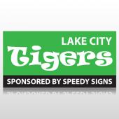 Sponsorship Sports Banner