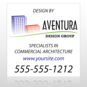 Architect 25 Custom Sign