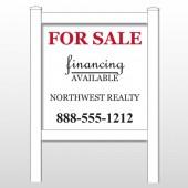"""Northwest 486 48""""H x 48""""W Site Sign"""