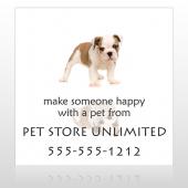 Pet Store 26 Custom Decal